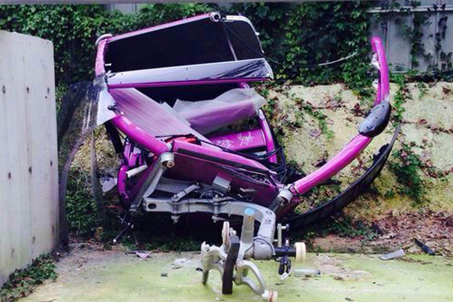 Sentosa Island Cable Car Accident