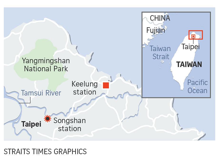 Taipei train blast leaves 21 injured, East Asia News & Top Stories