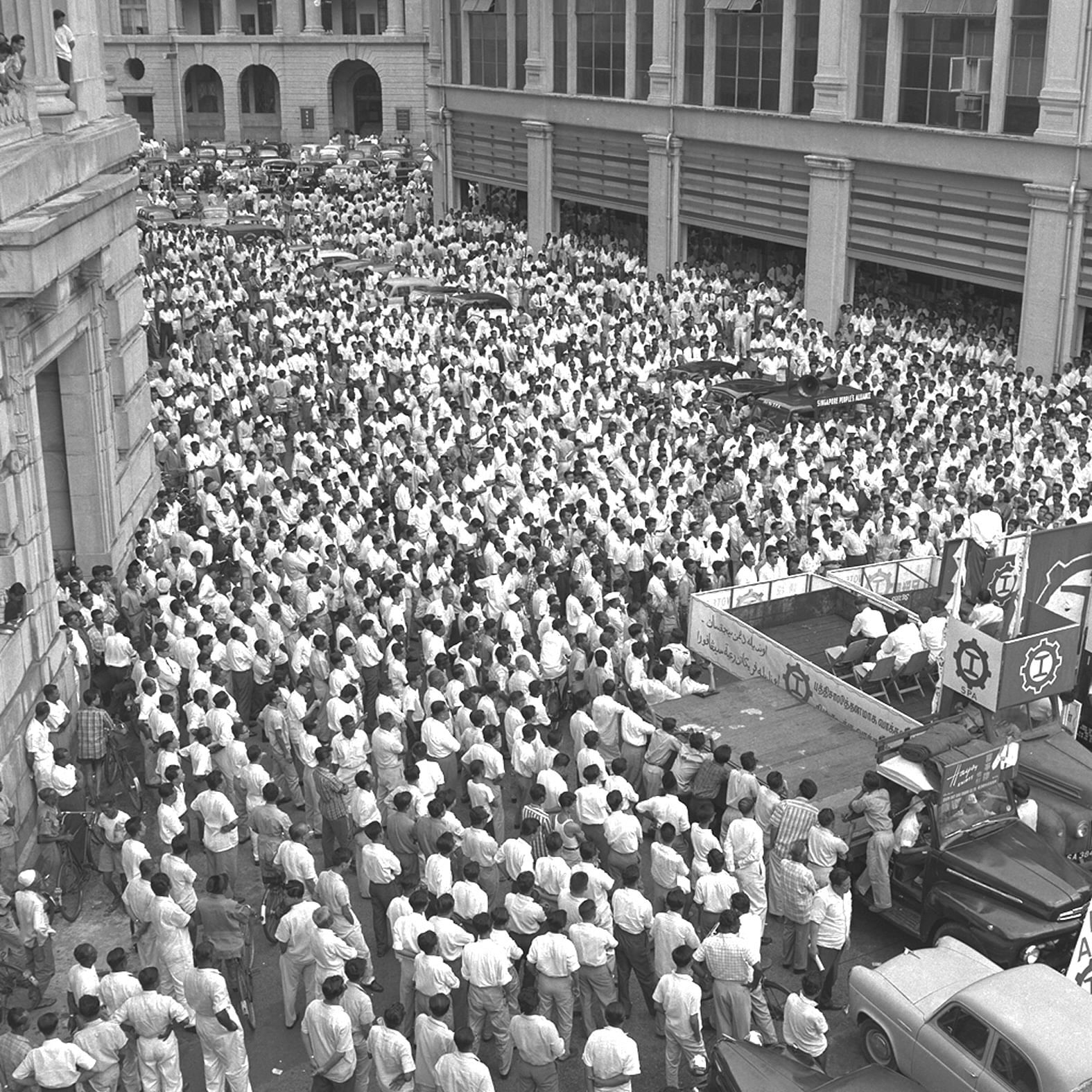 1963 Singaporean general election