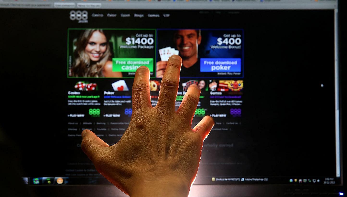 Online gambling singapore absher arnold poker run