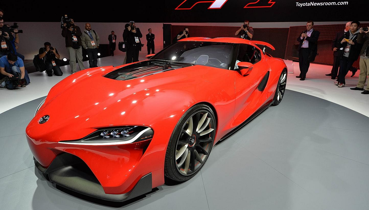Toyota, Kia Bet On Sports Cars To Turbocharge Brands, World News U0026 Top  Stories   The Straits Times