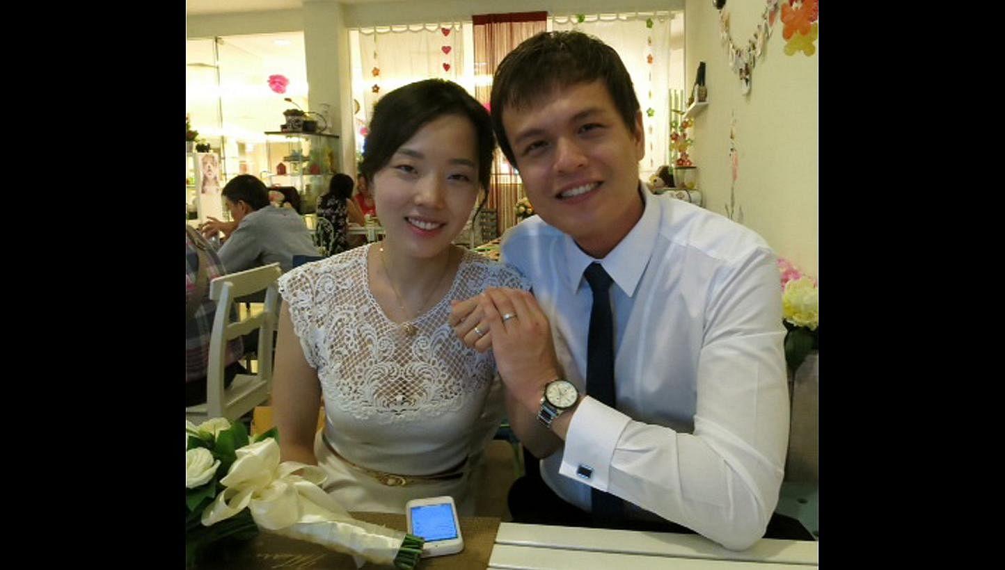 Dating a korean guy yahoo messenger