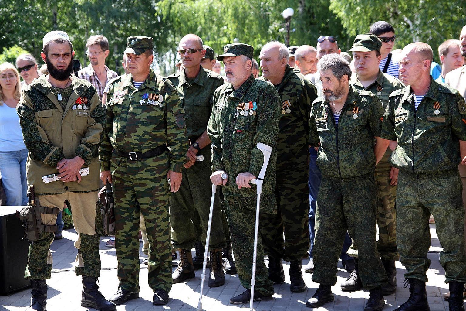 Slavyansk: a selection of sites