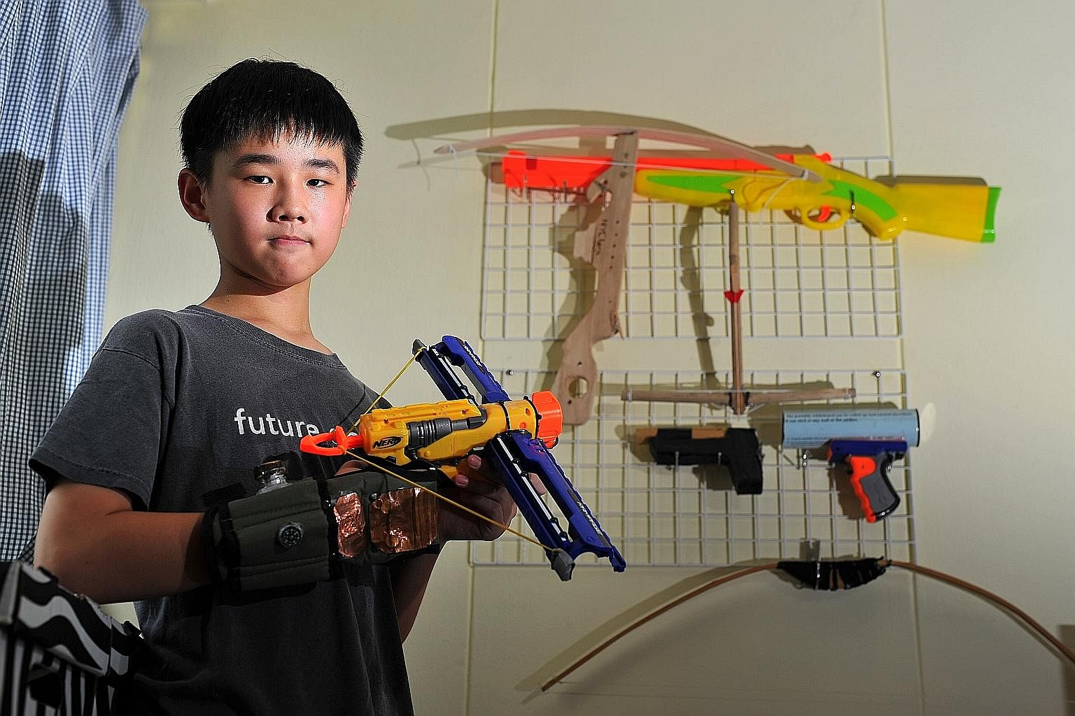 Best Toys For 12 Years : 12 year old boy building his own car singapore news & top stories