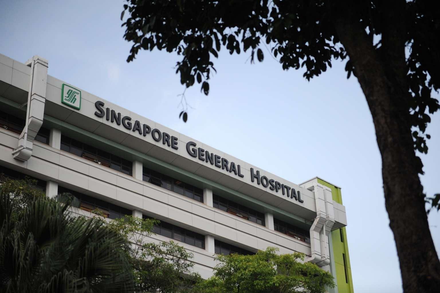 Image result for singapore general hospital