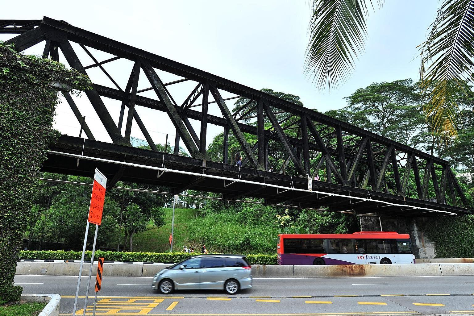 Bridges to be gazetted 'endearing landmarks', Singapore News