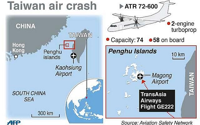 TAIWAN CRASH GRAPHIC0001