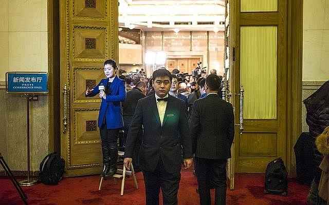China parliament 0403