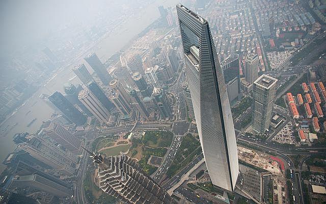 Dw building shanghai centre 141103