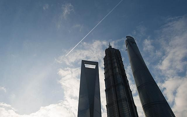 Dw building shanghai tower 141103