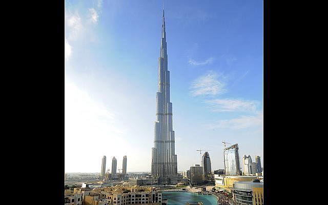 Dw burj khalifa 141103