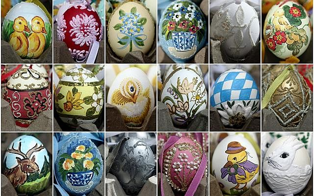 Dw easter egg 150402
