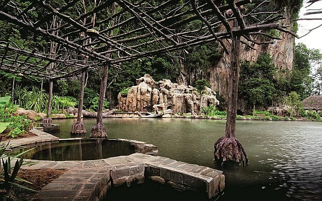 10 beautiful spas around the world, Travel News & Top