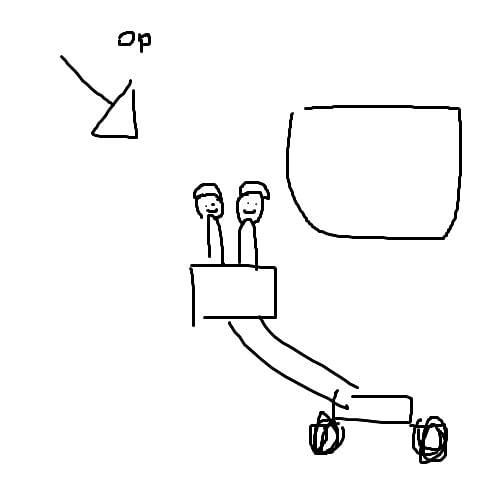Traindrawing 2005