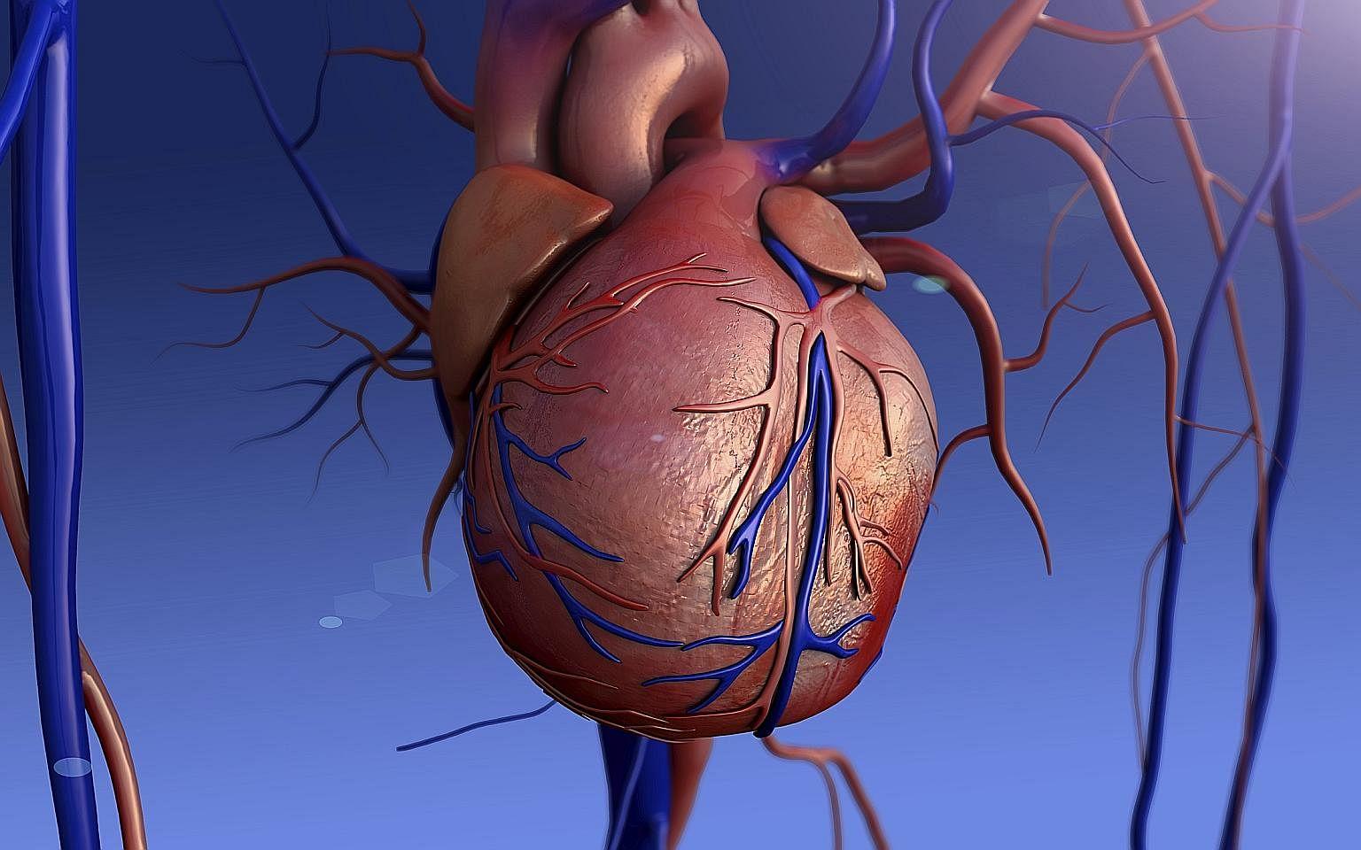 Faulty heart valves may eventually need surgery, Health News & Top ...
