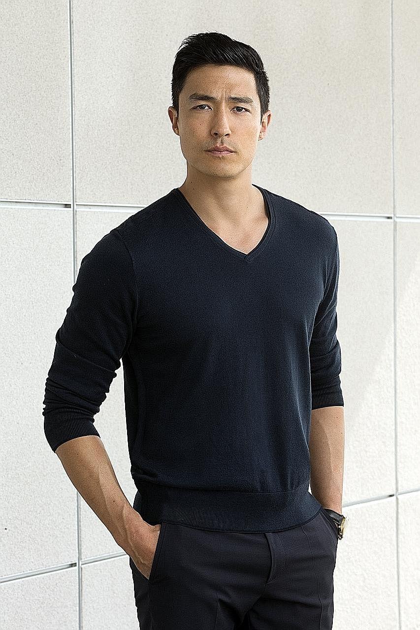 Korean-American actor Daniel Henney breaks stereotypes in