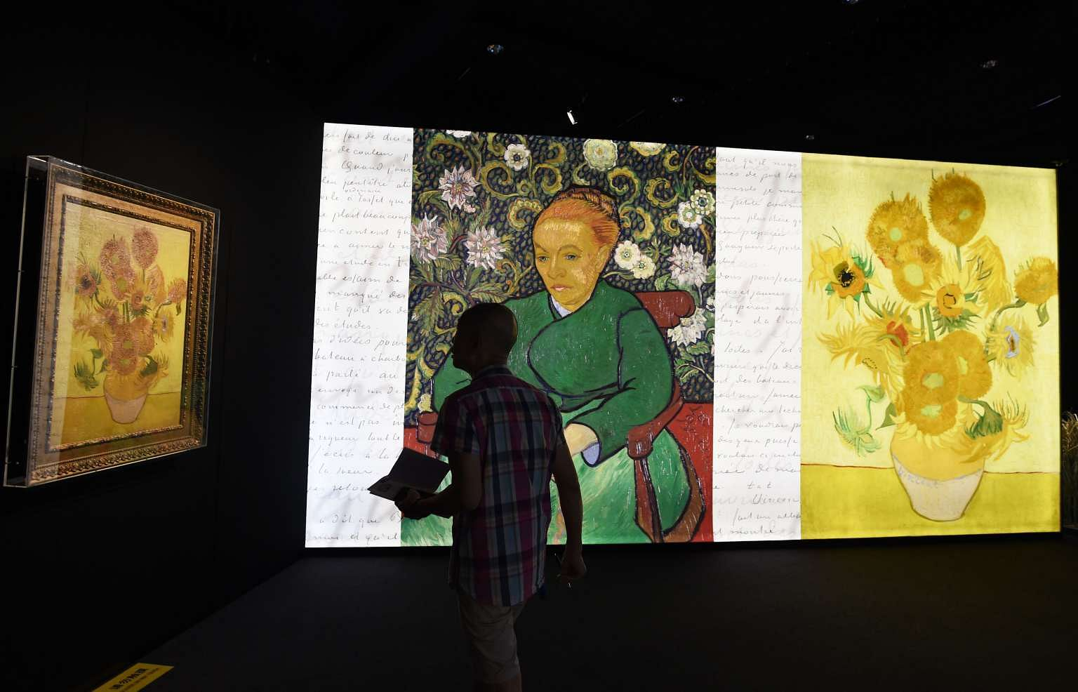 Newly Discovered Van Gogh Sketchbook To Be Published Arts News