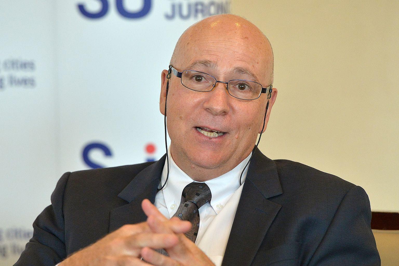 Singapore Surbana Jurong buys Australian SMEC to create consulting giant 50