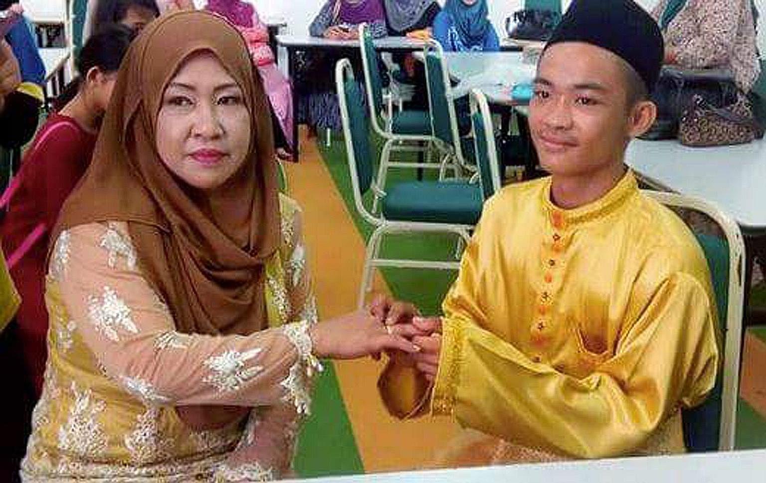 Malaysian mature
