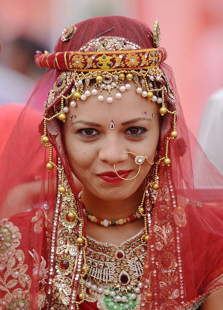 Opulent weddings in India are raising ire as families go bankrupt impressing others.