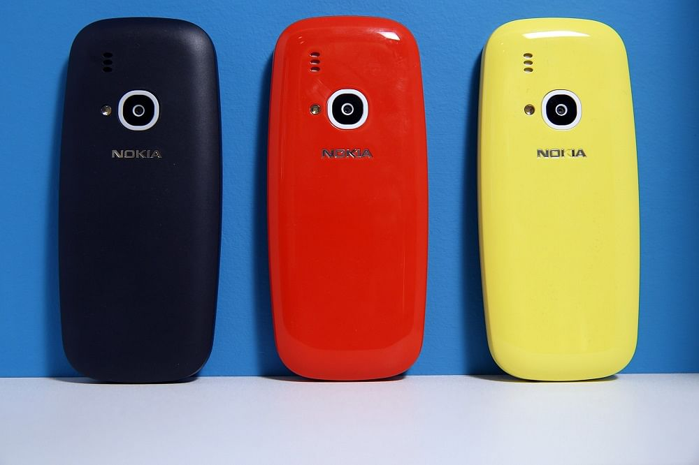 Nokia relaunches iconic 3310 mobile model - but it won't be