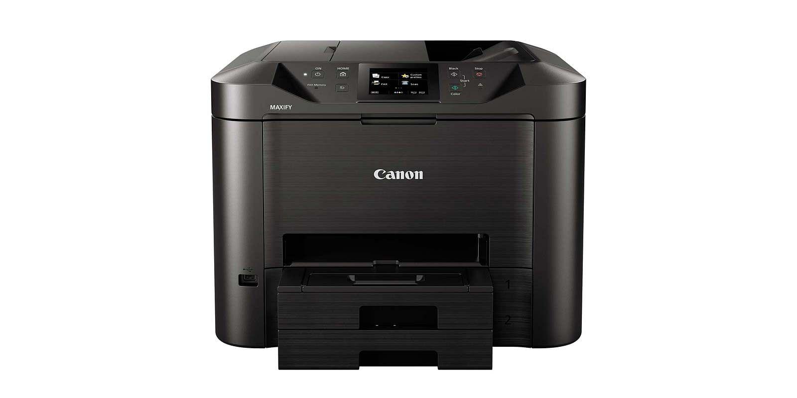 Canon MAXIFY printer