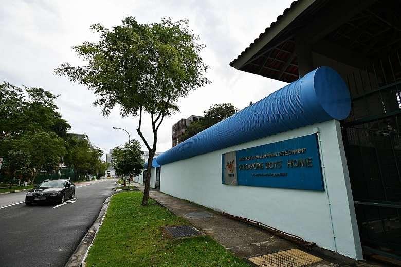 The Singapore Boys' Home