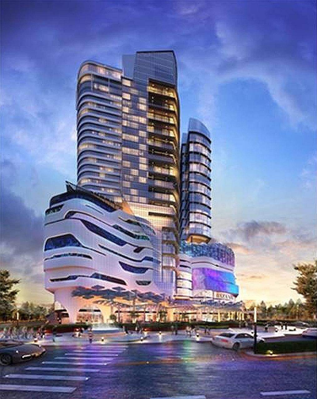 Capital City chief executive Siow Chien Fu is bullish about prospects of the mixed-use project in Johor Baru his company is building, despite perceptions about the real estate situation in Johor Baru.