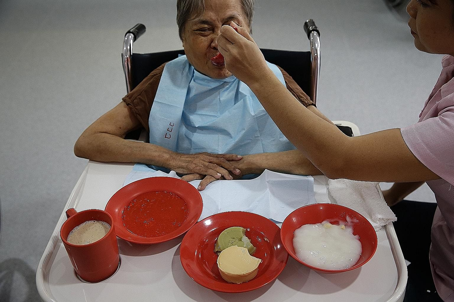 Elder friendly meals anyone singapore news top stories the elder friendly meals anyone singapore news top stories the straits times forumfinder Choice Image