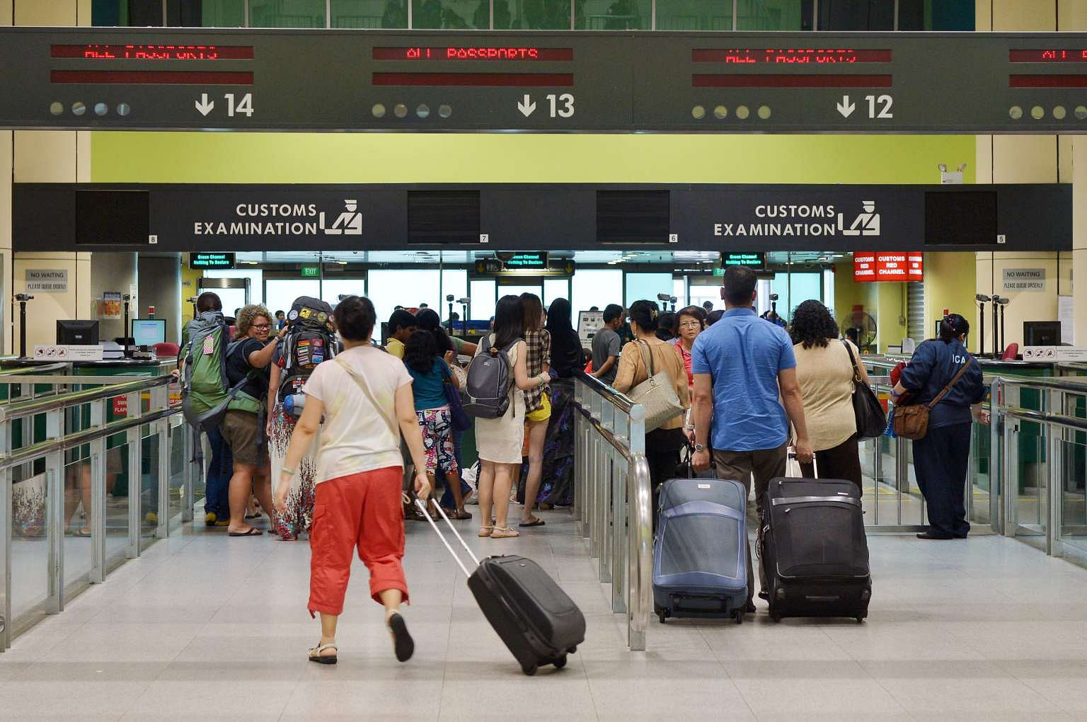 Hasil gambar untuk woodlands singapore immigration