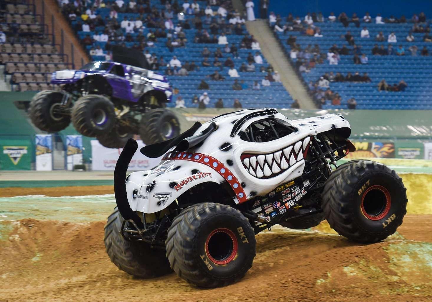 Mega Monster Truck Tour Monster Jam Roars Into Singapore On Aug