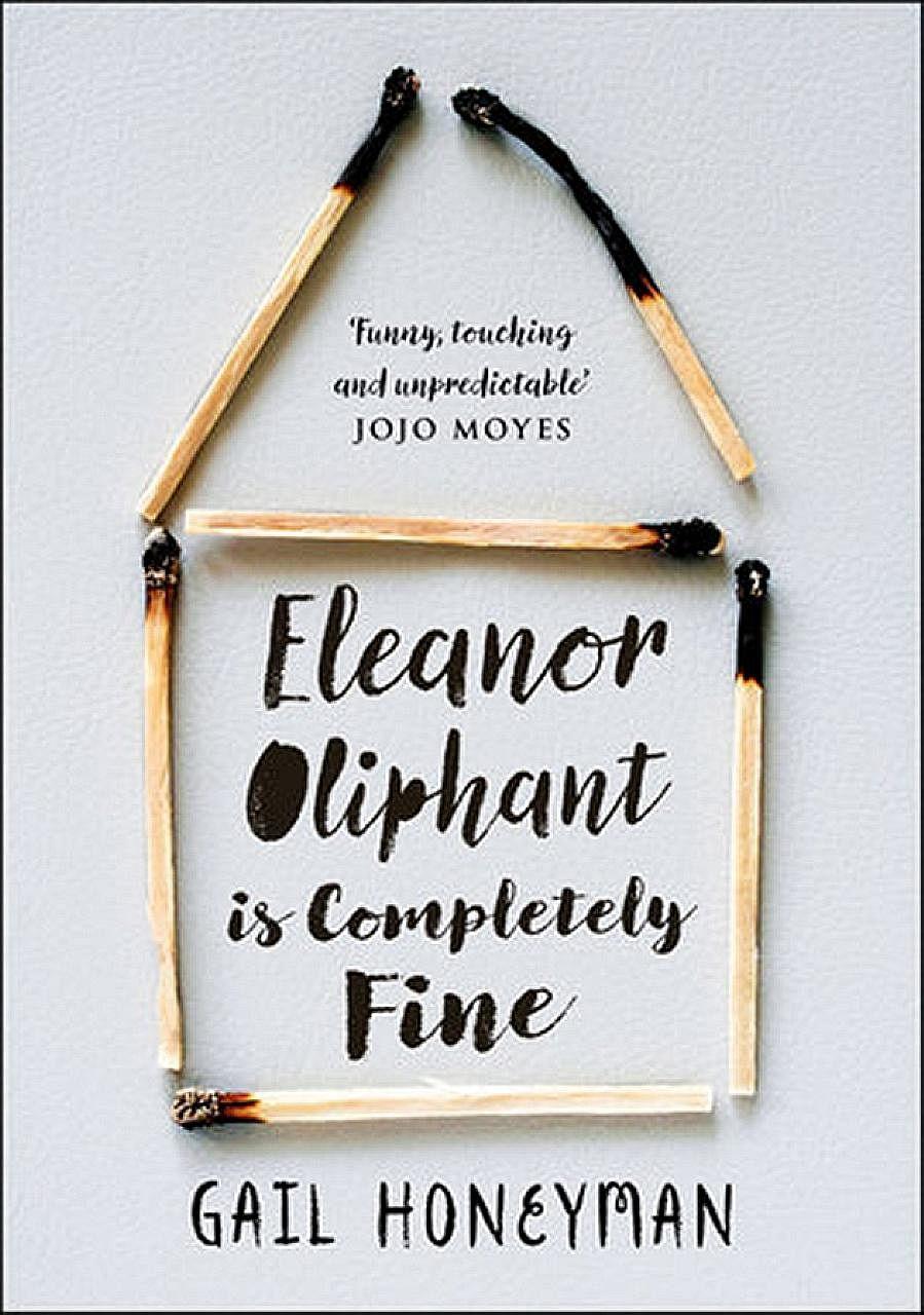 Eleanor Oliphant Is Completely Fine is Gail Honeyman's debut novel.
