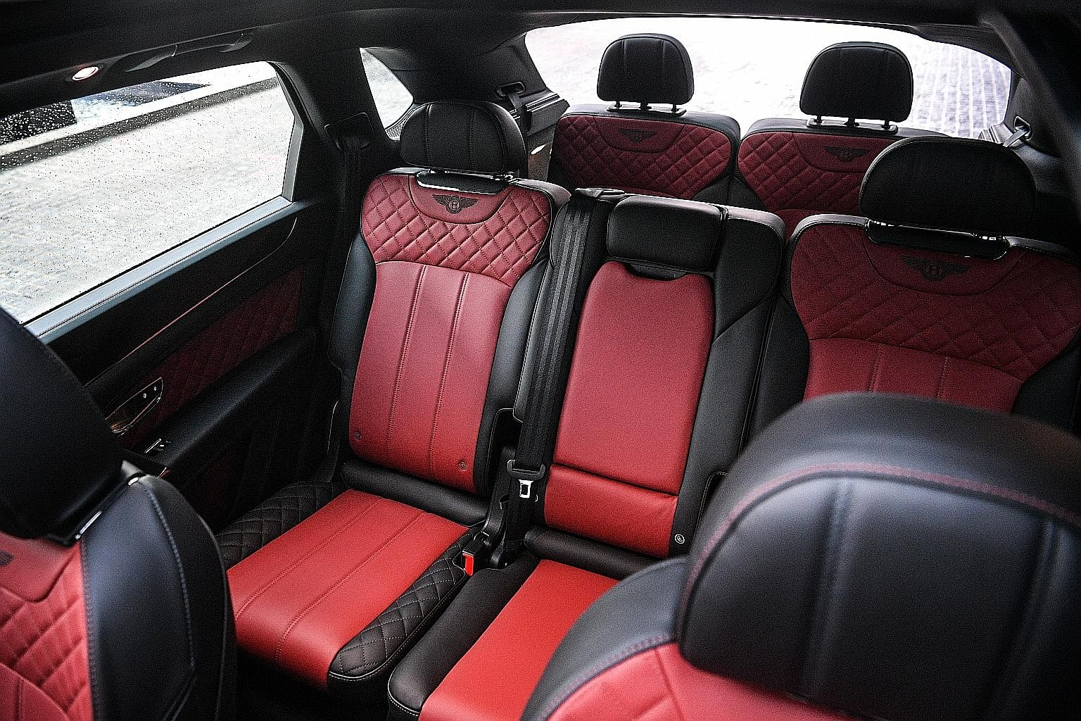 The Seven Seater Bentley Bentayga Diesel Is Fit For A Sultan Motoring News Top Stories The Straits Times