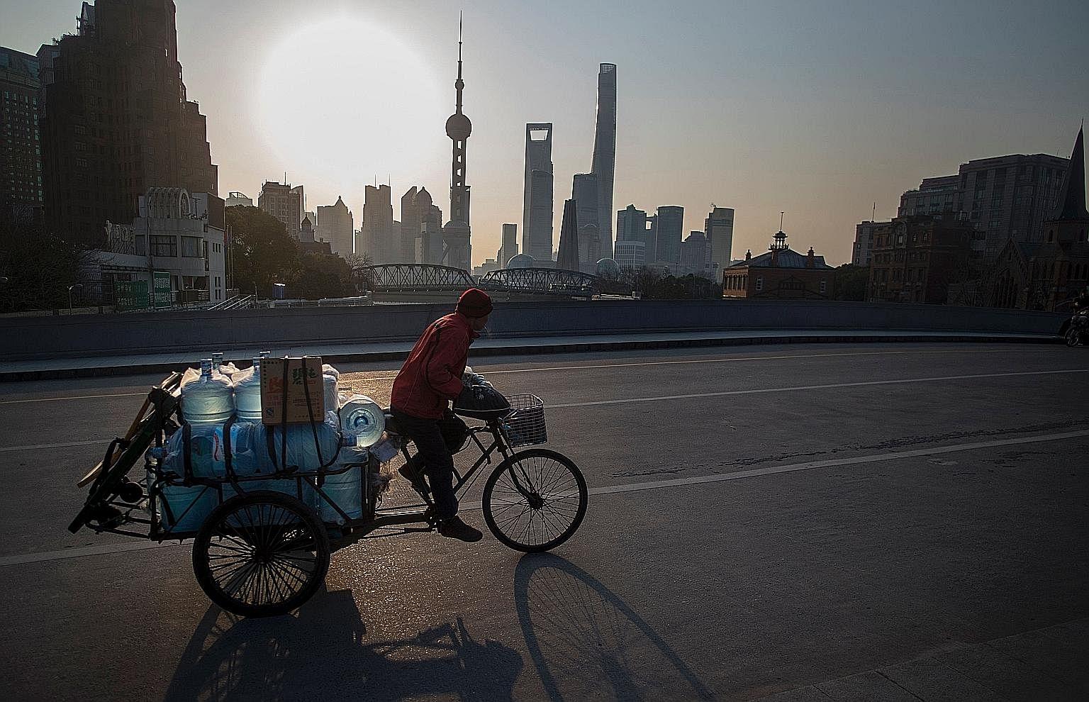China's stocks, Yuan erase losses triggered by Moody's downgrade