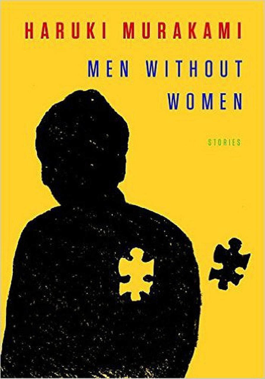 Haruki Murakami (above) takes woman- vanishing to new heights in Men Without Women (left).