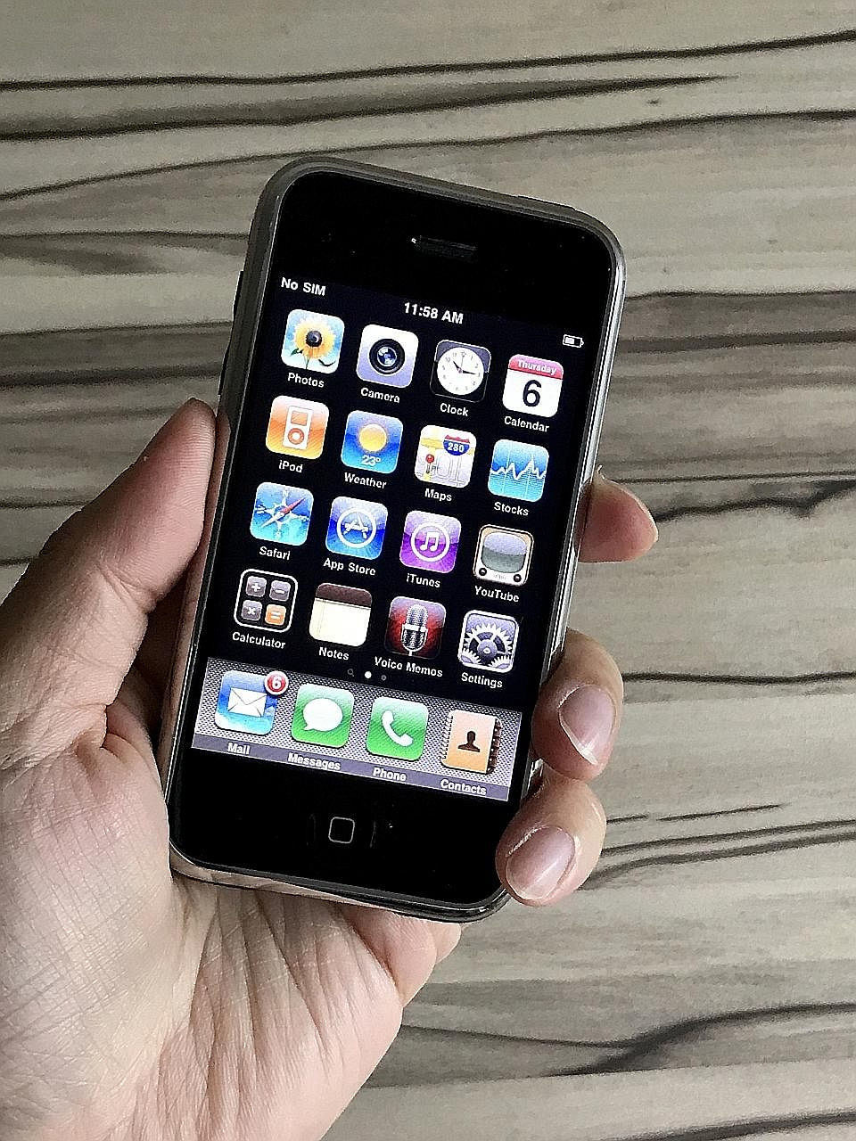 The first iPhone launched a decade ago probably sparked a chain of events that led to the modern era of mobile computing as we know it.