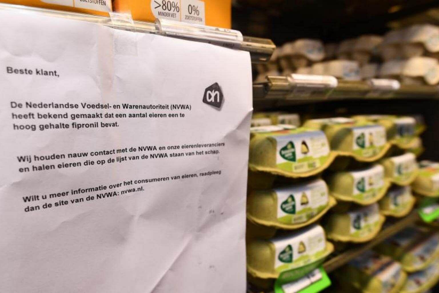 Leren Bank Denmark.Two Arrested As Europe Egg Scandal Spreads Europe News Top
