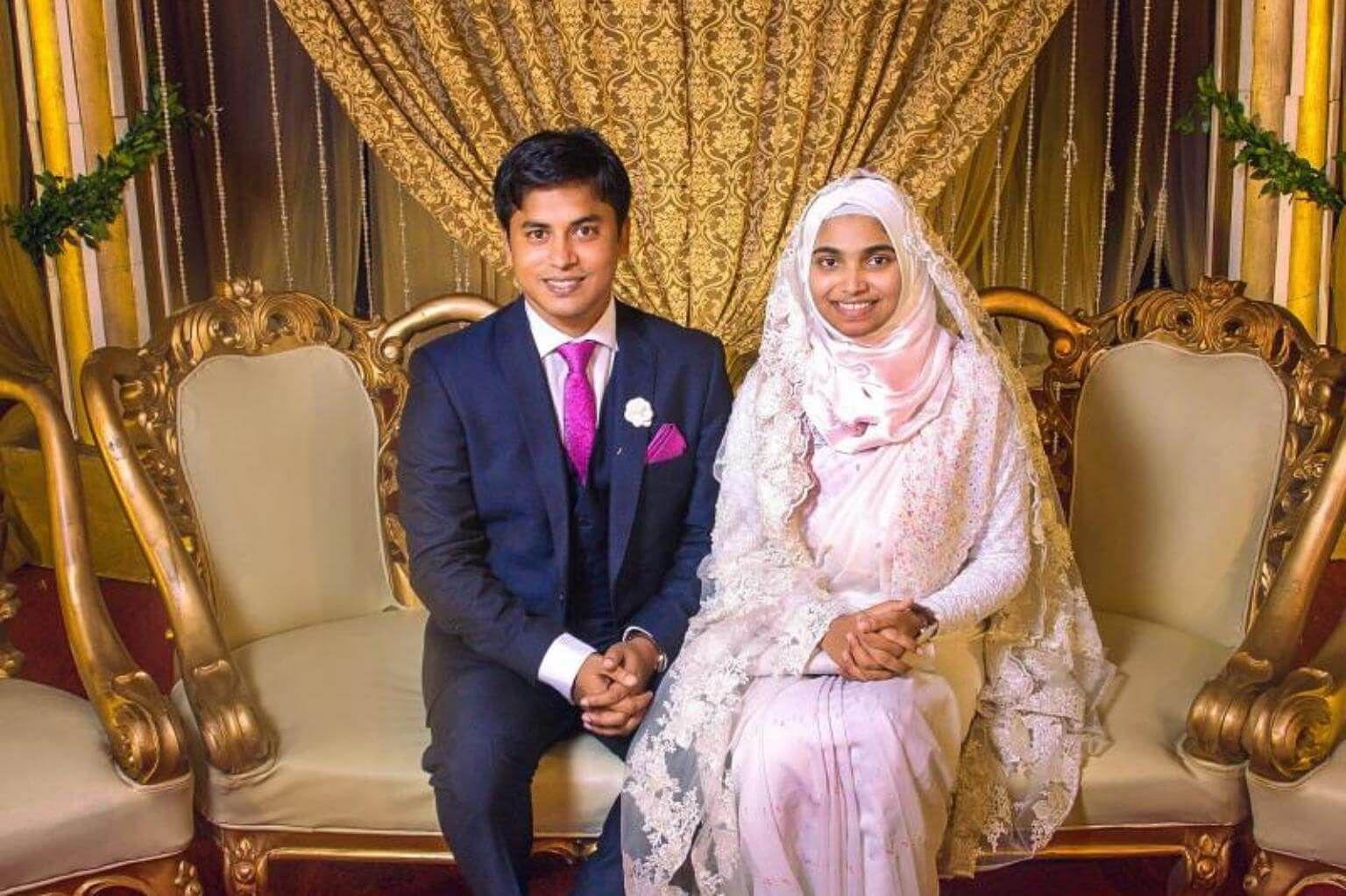 Bangladesh bride stirs social media storm after posting wedding ...