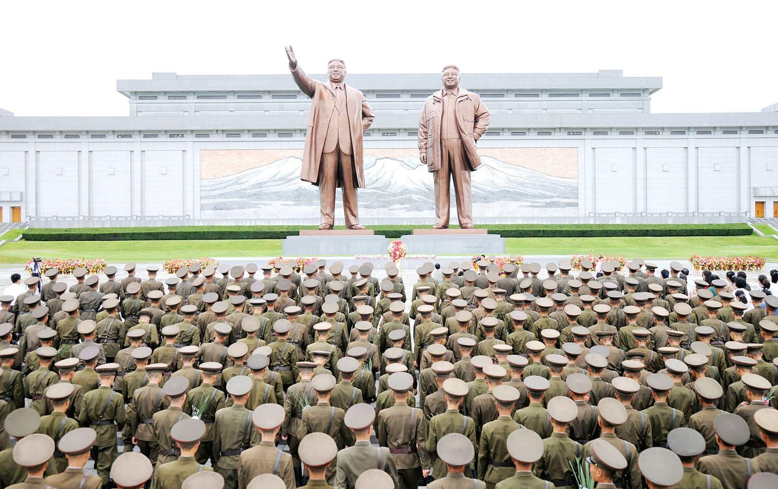 U.S.  general says Trump has final say on unilateral Korea strike