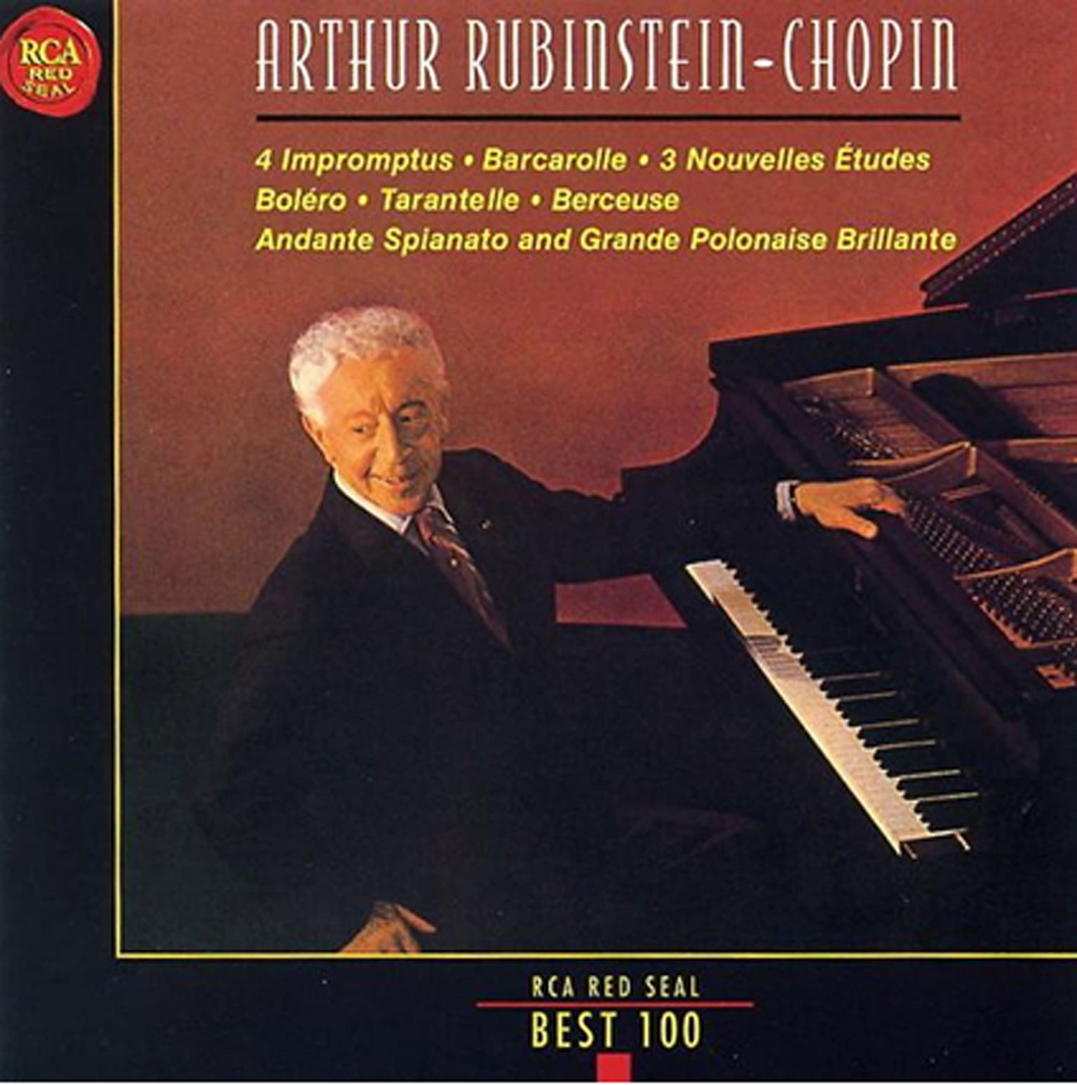 Pianist Arthur Rubinstein's takes on Grieg's Piano Concerto