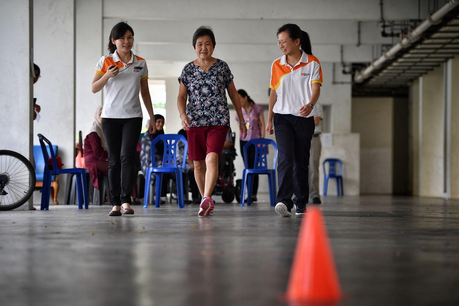 6 minutters gå-test (6MWT): Gangtest for ældre mennesker 🚶♀️