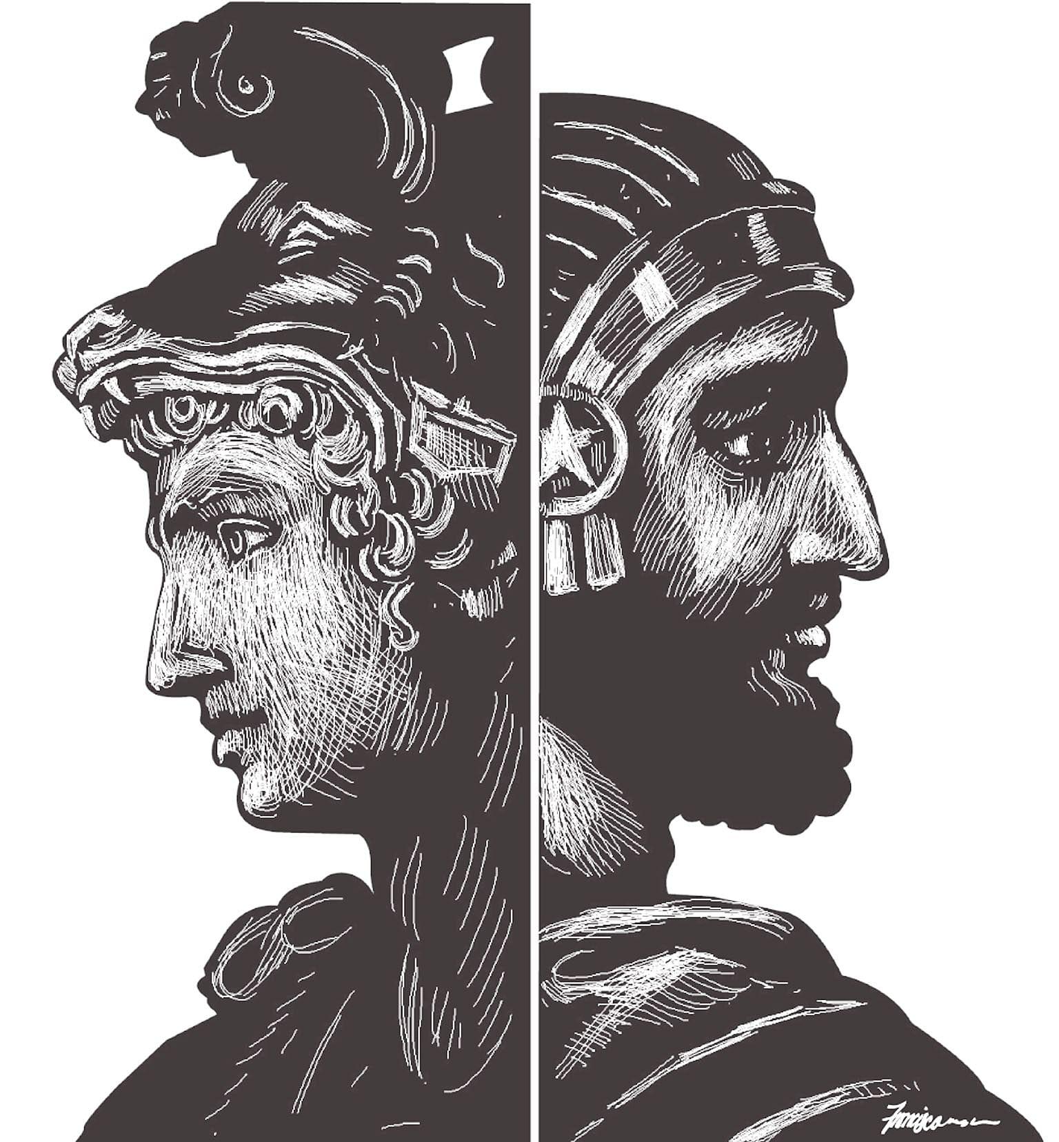 was alexander the great also known as iskandar zulkarnain opinion