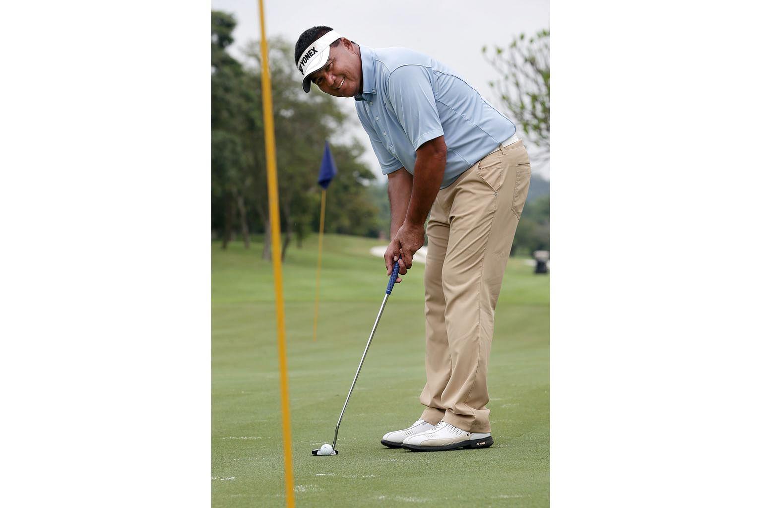 Golf Mardan Mamat S Still Hungry For Success At 50 Golf News