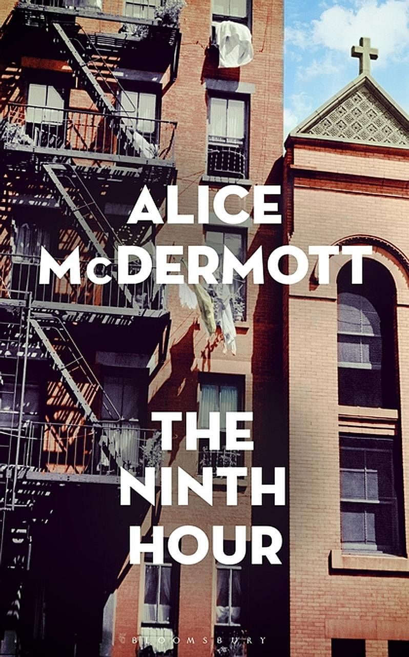 Author Alice McDermott's novel The Ninth Hour is set in Brooklyn.
