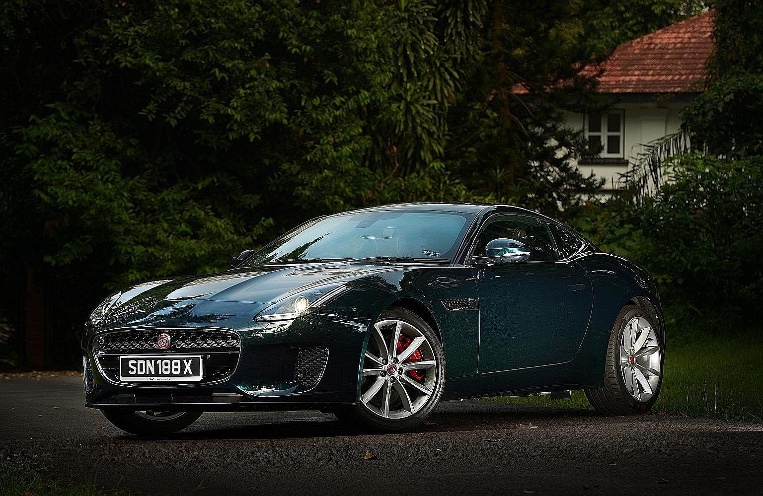 Jaguar F-Type 2.0, Mazda MX-5 and BMW M2.