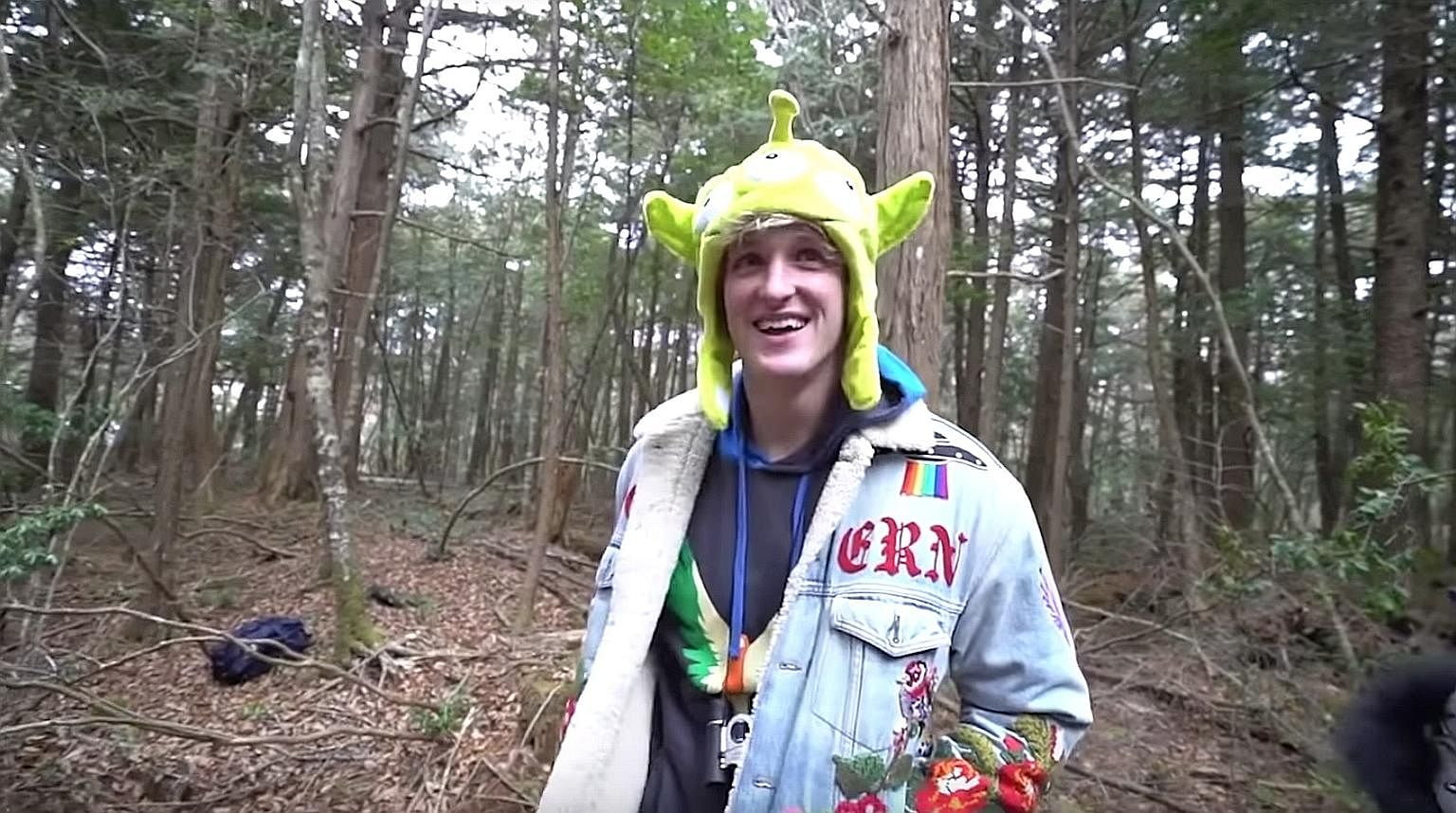 """Logan Paul's video of his team exploring Aokigahara's """"suicide forest"""" in Japan took a darker turn when they encountered the body of a man who had hanged himself recently. Adding to the public anger were out-takes of the video, where Paul was seen la"""
