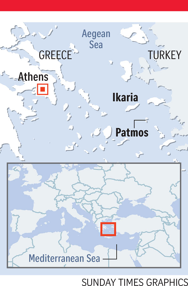 Travel Black Book CEO Series Secret island in Greece Travel News