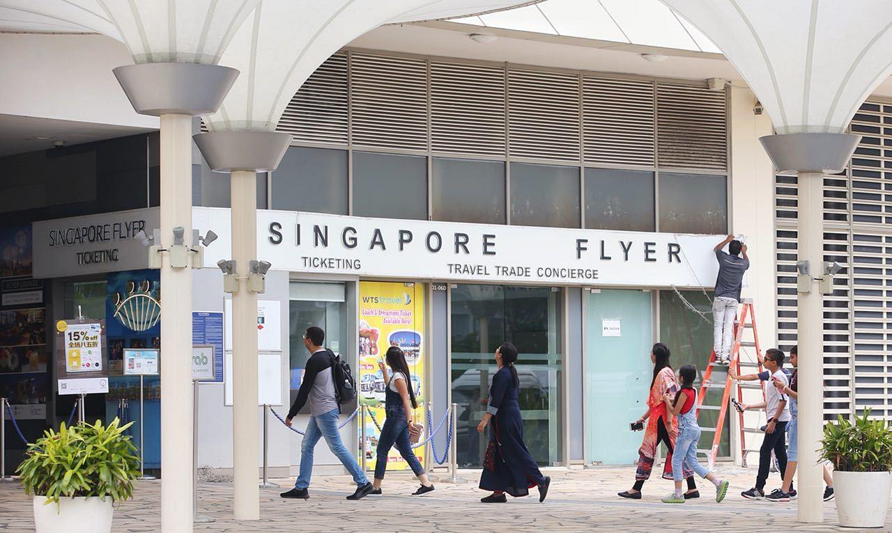 singapore flyer bankrupt