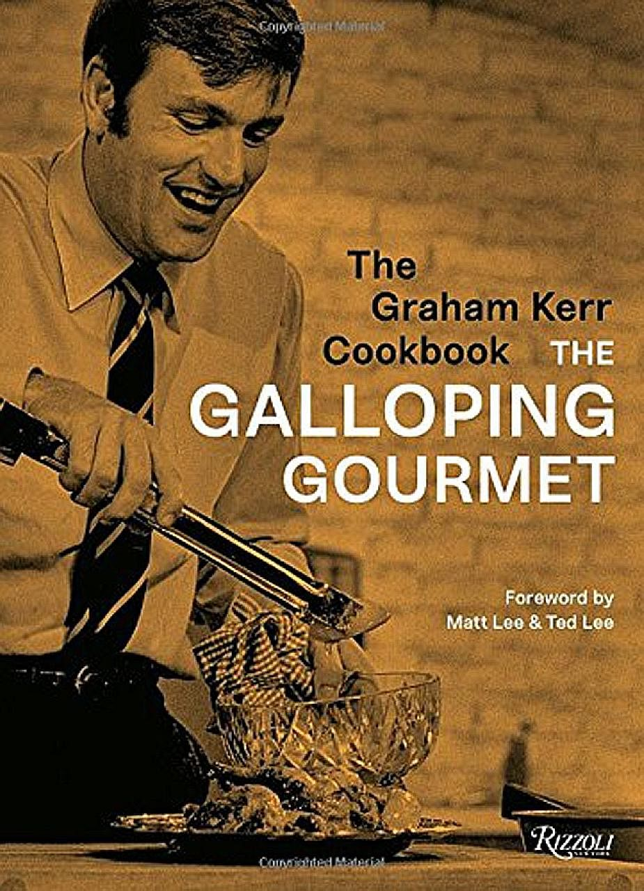 The new cookbook.