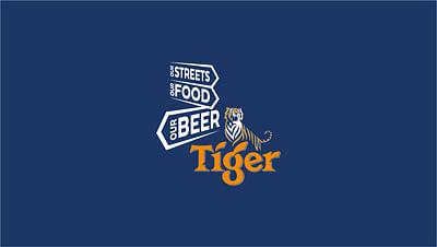 Tiger Street Food Festival Logo